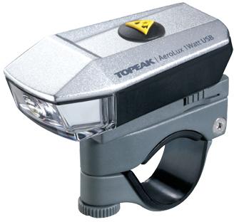 Topeak Aerolux 1watt USB