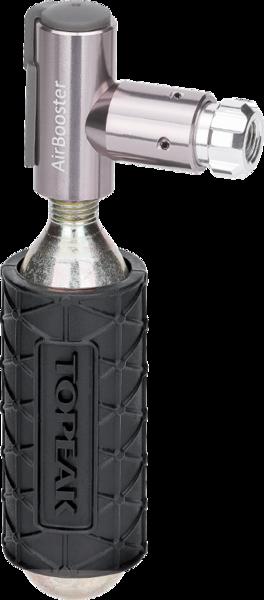 Topeak AirBooster 16G w/CO2 Cartridge