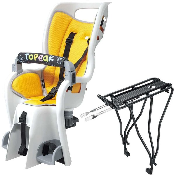 Topeak BabySeat II & Rack (Disc Model)