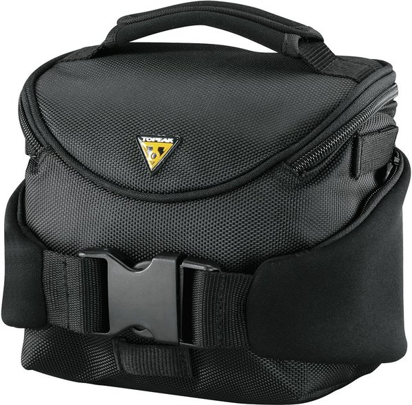 Topeak Compact Handlebar Bag Color: Black