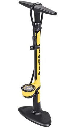 Topeak JoeBlow Sport III Color: Yellow/Black