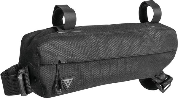 Topeak MidLoader Bikepacking Bag Color | Gear Capacity: Black | 3L