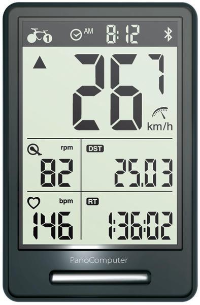 Topeak PanoComputer w/Speed/Cadence Sensor