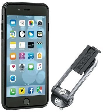 Topeak RideCase w/Mount (iPhone 6 and 7 Plus) Color: Black