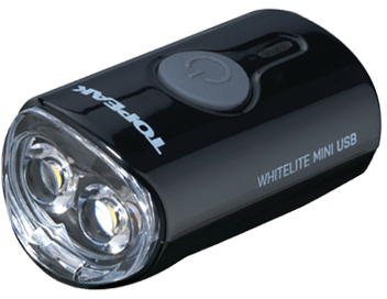 Topeak WhiteLite Mini USB