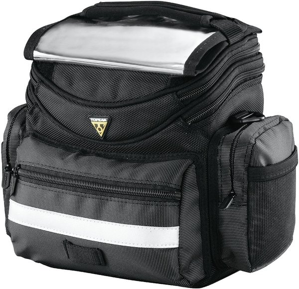 Topeak Tourguide Handlebar Bag Color: Black