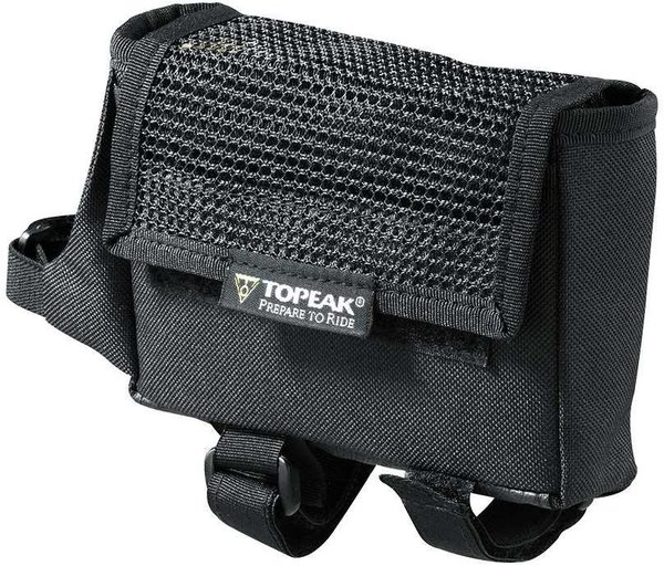 Topeak TriBag Color | Gear Capacity | Size: Black | 0.6L | Medium