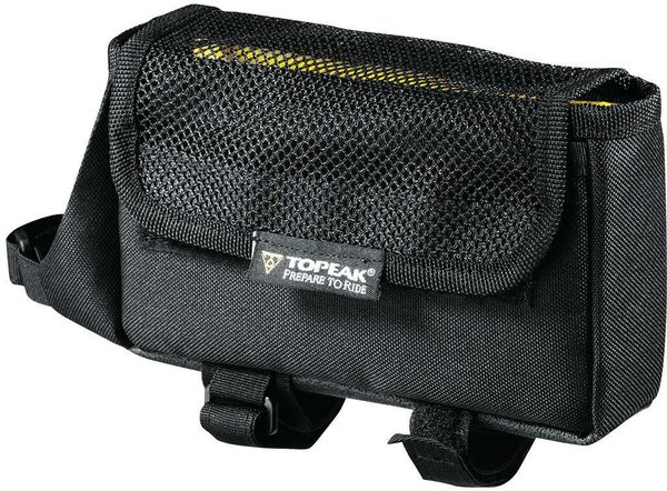 Topeak TriBag Color | Gear Capacity | Size: Black | 0.72L | Large