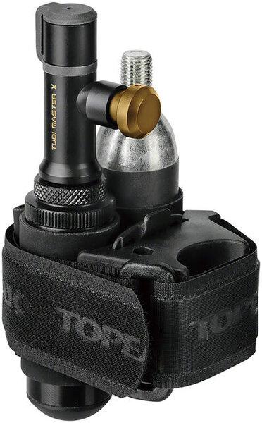 Topeak Tubi Master X with 25g CO2 Cartridge