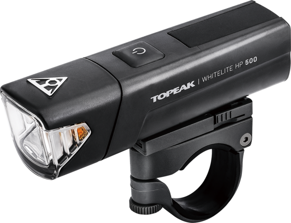 Topeak WhiteLite HP 500 Color: Black