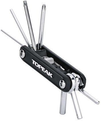 Topeak X-Tool+ Color: Black
