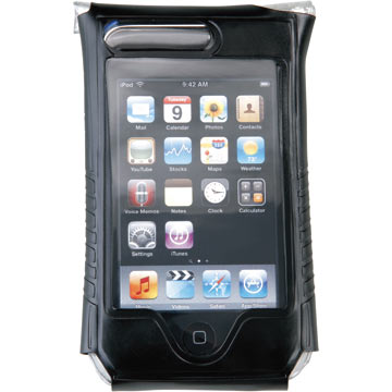 Topeak iPhone 4/4S DryBag Color: Black
