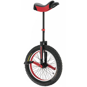 "Torker Bicycles Unistar DX 20 Inch Unicycle 20"" FREE SHIPPING"