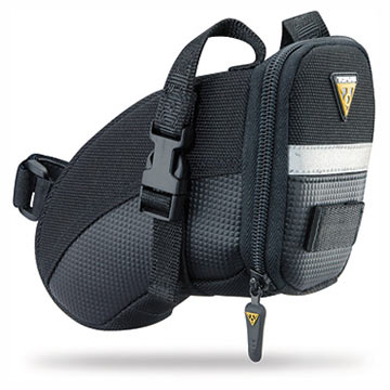 Topeak Aero Wedge Pack (Small w/Strap)