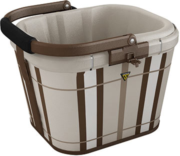 Topeak HB Chopper Basket (Earth Weave)