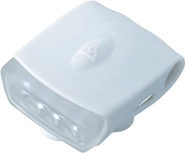Topeak WhiteLite DX USB (Front)