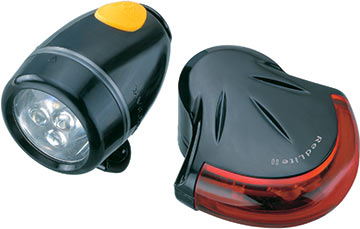 Topeak HighLite Combo II Color: Black