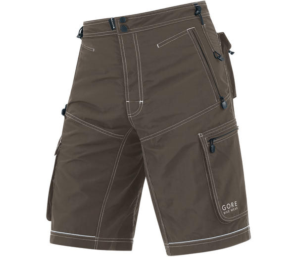 Gore Wear Plaster Ultra Shorts Color: Earth