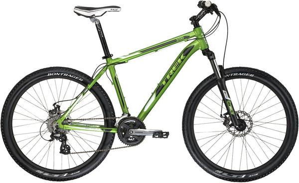 Trek 3700 Color: Matte Signature Green