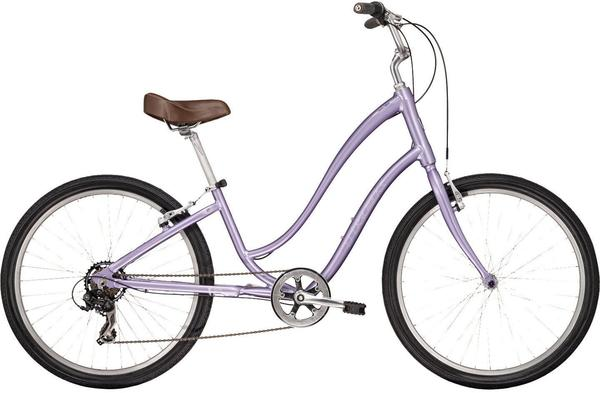 Trek Pure Lowstep - Women's Color: Violet