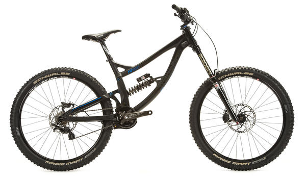 Transition TR500 2 (26-inch wheels) Color: Stealth Black