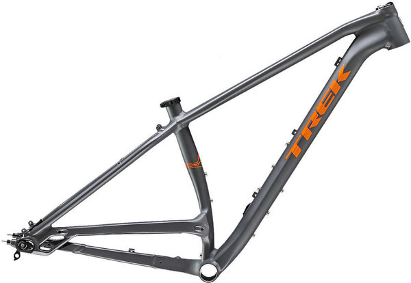 Trek 1120 Frameset Color: Matte Solid Charcoal