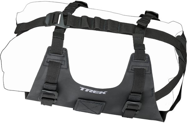 Trek 1120 Rear Bikepacking Harness System Color: Black