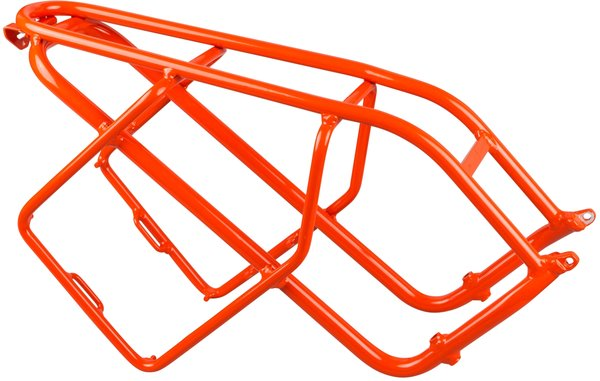 Trek 1120 Rear Rack Color: Orange