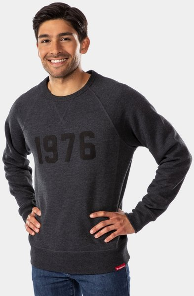 Trek 1976 Sweatshirt Color: Black