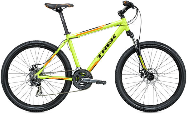 Trek 3500 Disc Color: Volt Green