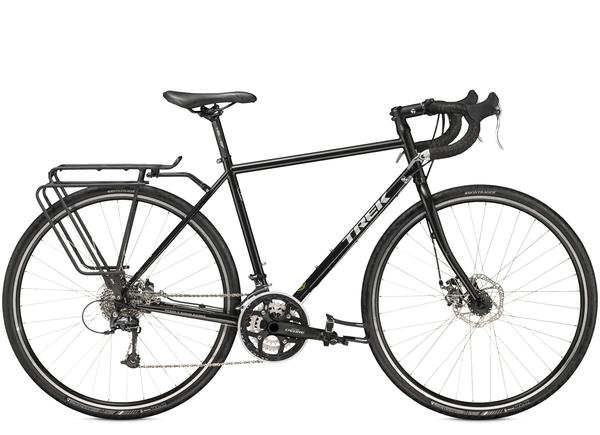 Trek 520 Disc Color: Cosmic Black