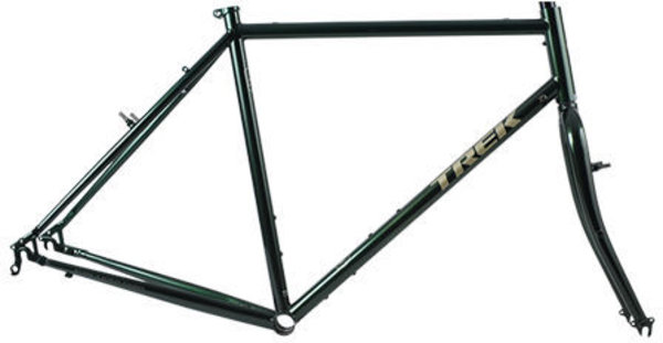 Trek 520 Frameset Color: Deep Evergreen
