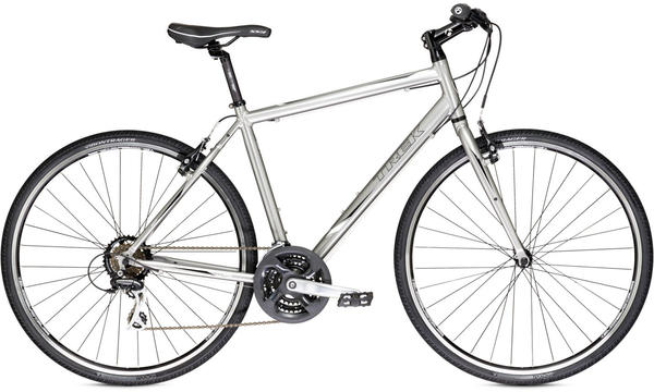 Trek 7.1 FX Color: Platinum