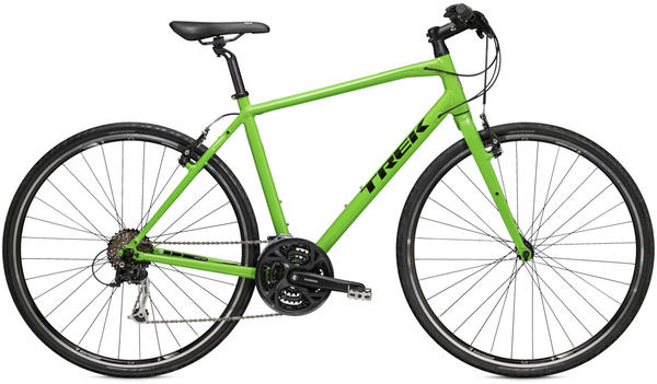 Trek 7.3 FX Color: Lime Green
