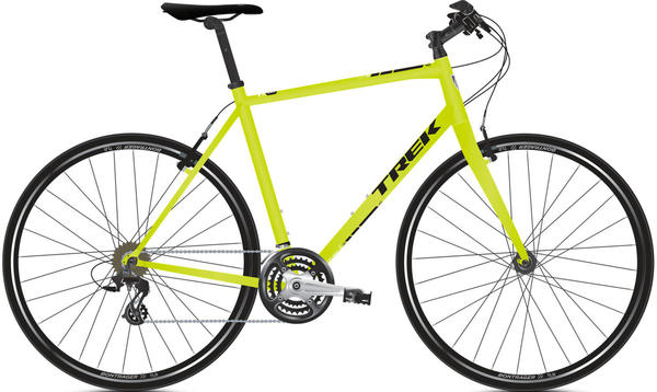 Trek 7.3 FX Color: Volt Green