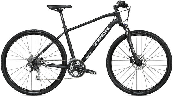 Trek 8.4 DS Color: Matte Trek Black/Trek White