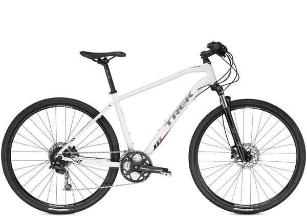 Trek 8.5 DS Color: Trek White