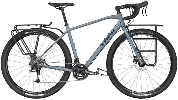 Trek 920 Disc Color: Matte Battleship Blue