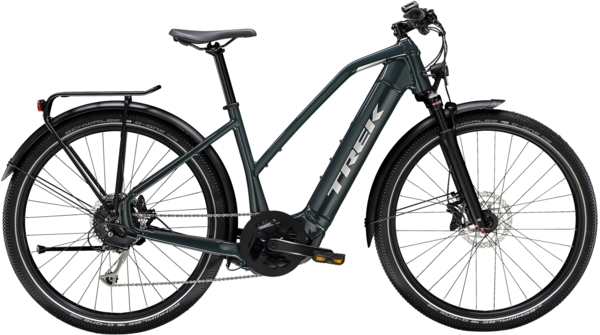 Trek Allant+ 7S Stagger Color: Nautical Navy