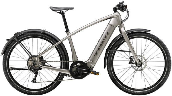 Trek Allant+ 8S Color: Matte Metallic Gunmetal