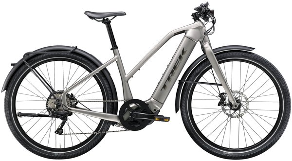 Trek Allant+ 8S Stagger Color: Matte Metallic Gunmetal