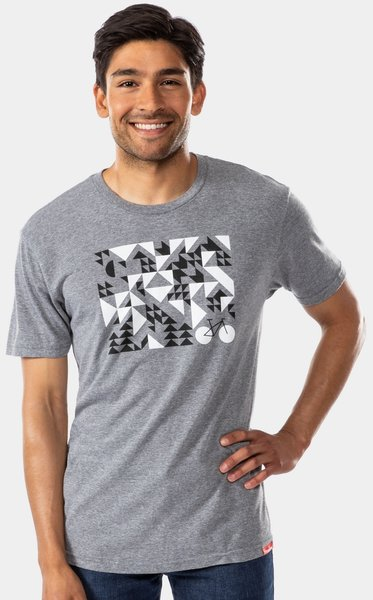 Trek Barn Quilt T-Shirt