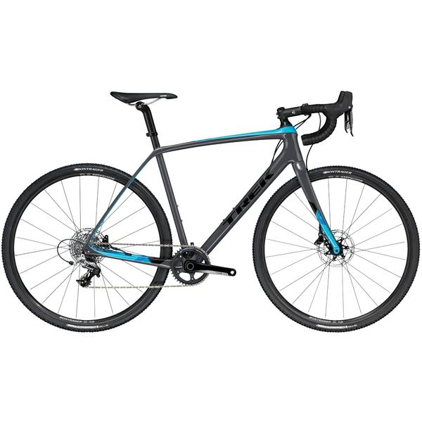 Trek Boone 5 Disc Color: Solid Charcoal/California Sky Blue