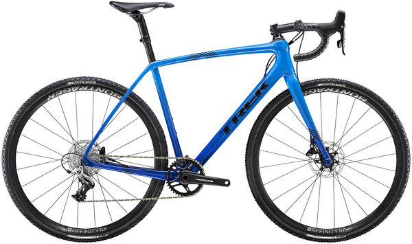 Trek Boone 5 Disc Color: Waterloo Blue/Royal Fade