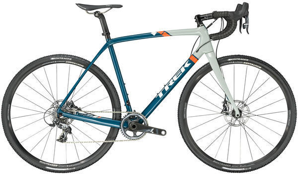 Trek Boone 7 Disc Color: Shady Grey/Dark Aquatic