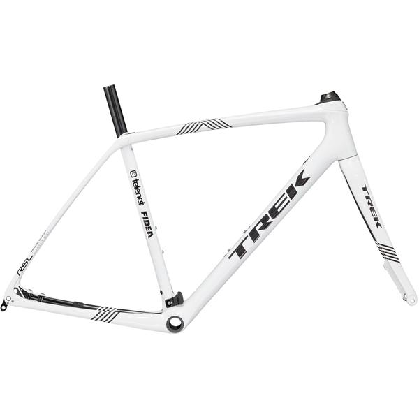 Trek Boone Disc Frameset Color: Trek White