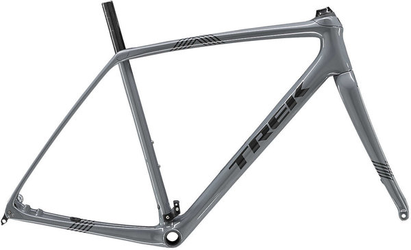 Trek Boone Disc Frameset Color: Slate/Carbon