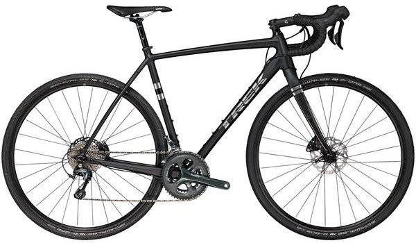 Trek Checkpoint ALR 4 Color: Matte Trek Black