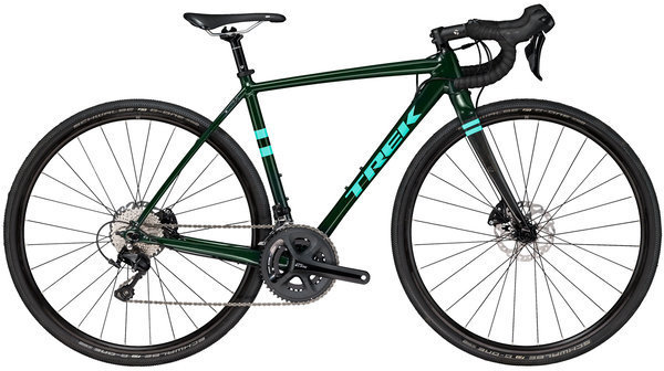 Trek Checkpoint ALR 5 Women's Color: British Racing Green
