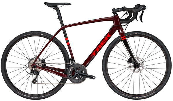 Trek Checkpoint SL 5 Color: Cobra Blood